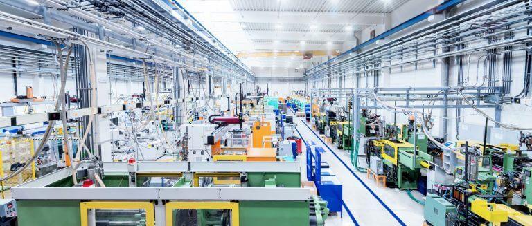 specializované výrobní stroje