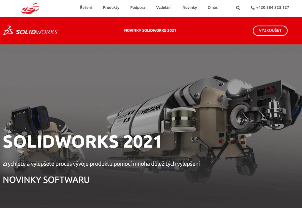nový portál solidweb.cz právě spuštěn